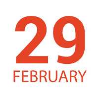 February Ends on a Leap Day