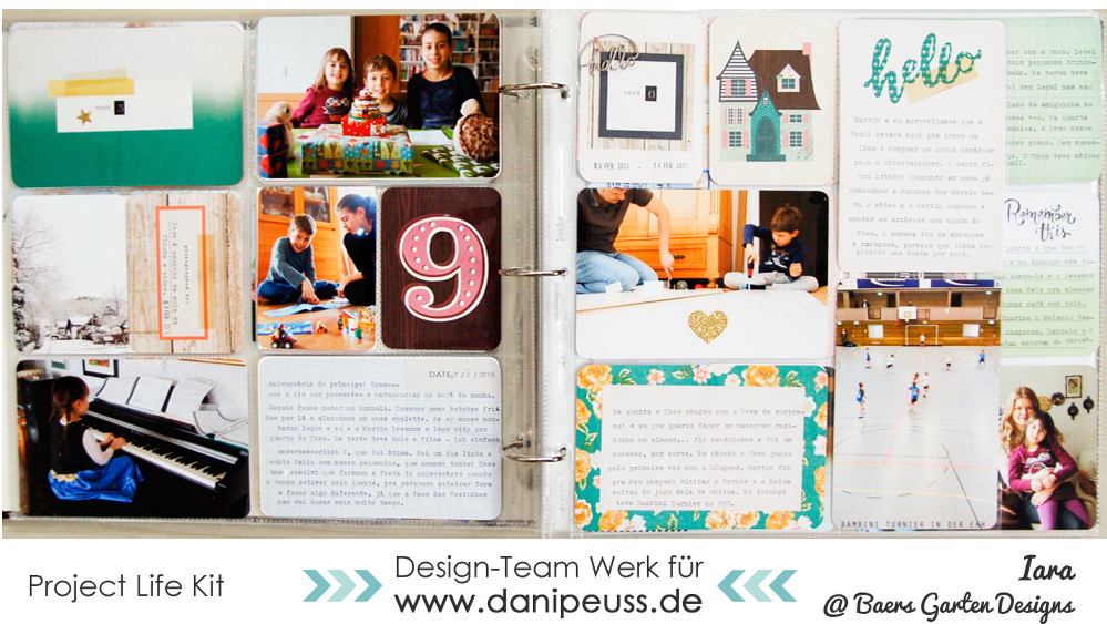 Project Life February 2016