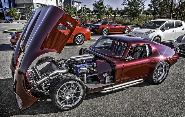 Factory Five Type 65 Coupe