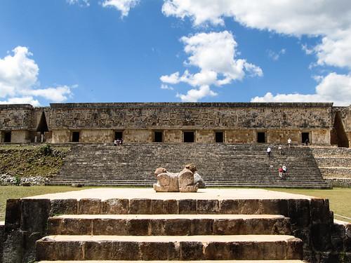 Uxmal: el Palacio del Gobernor