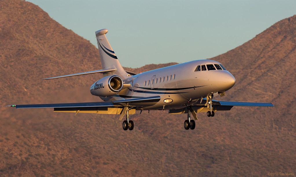 N888WL - F2TH - Executive Jet Management