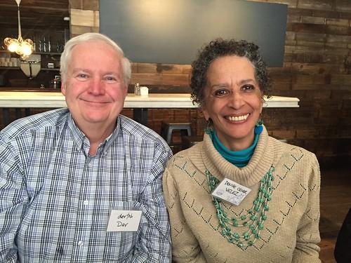 devtob and Denise Oliver Velez