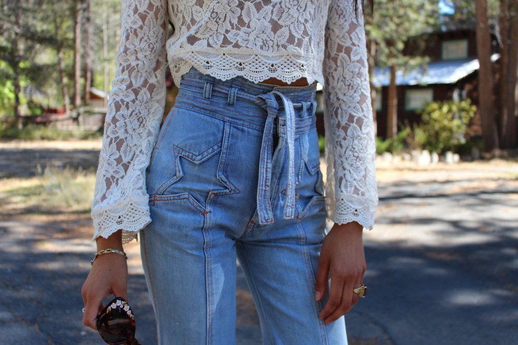 Flares and Lace 8