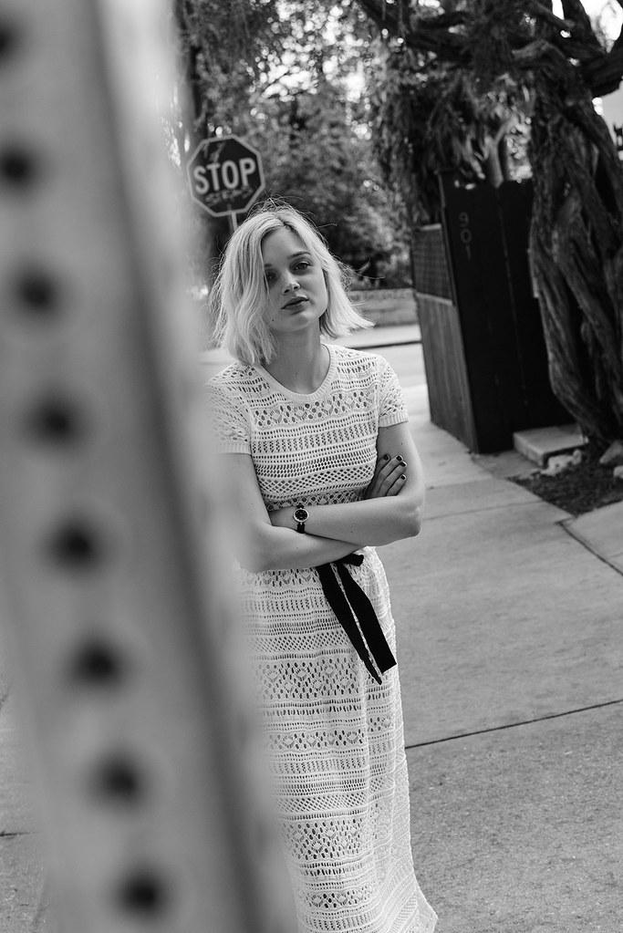 Белла Хиткот — Фотосессия для «i-D» 2016 – 2