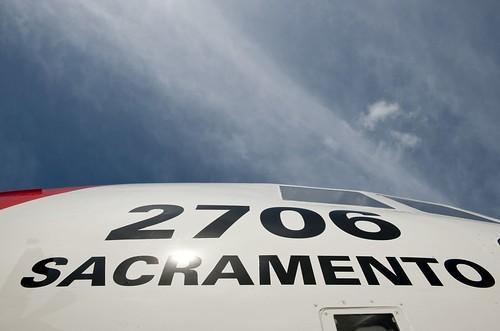 Coast Guard introduces new C-27J Medium Range Surveillance airplane
