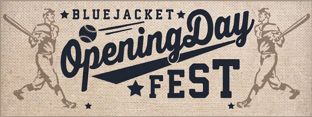 Bluejacket Opening Day Fest