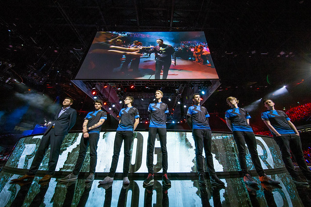 2016 EU LCS Spring Finals - 1st Place