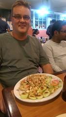 IMAG0609 Dinner at El Bucanero