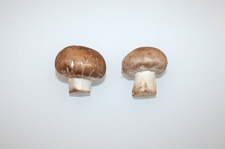 07 - Zutat Champignons / Ingredient mushrooms