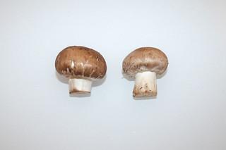 07 - Zutat Champignons / Ingredient mushrooms