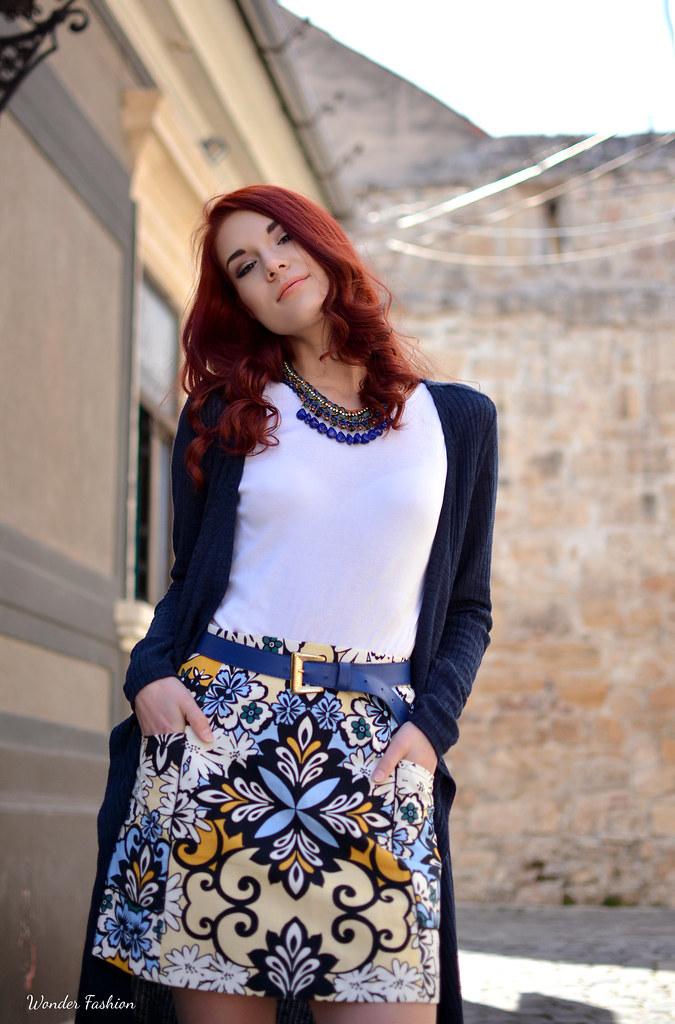 pucci print skirt5
