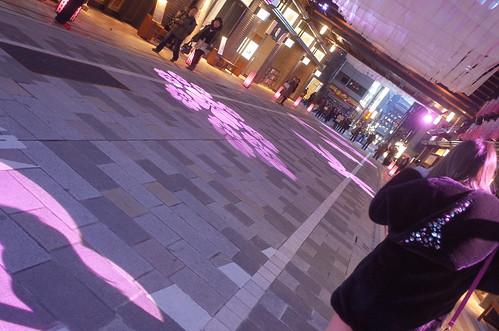 artificial sakura imaging street 日本桜風街道 08
