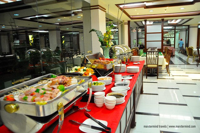 Hotel Centro Puerto Princesa Barbeque Buffet