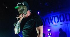 Hollywood Undead + Attila - Trädgårn, Gothenburg 22.03.16