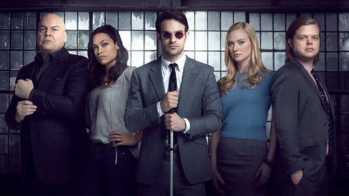 Daredevil - TV Series - Cast