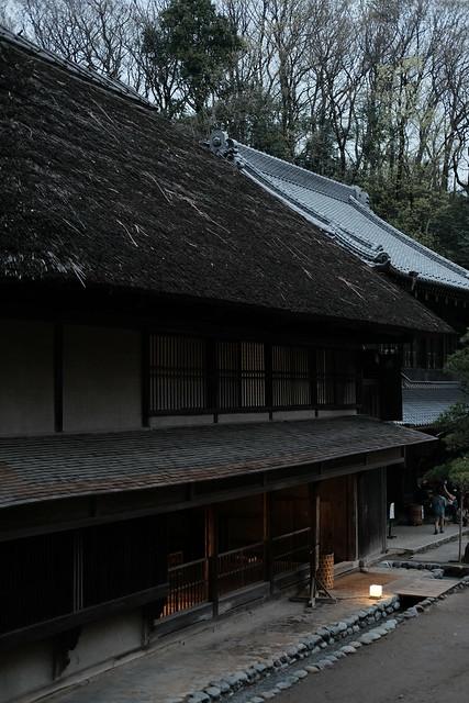 Japan folk house museum 08