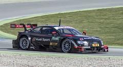 Timo Scheider im Audi-Testträger