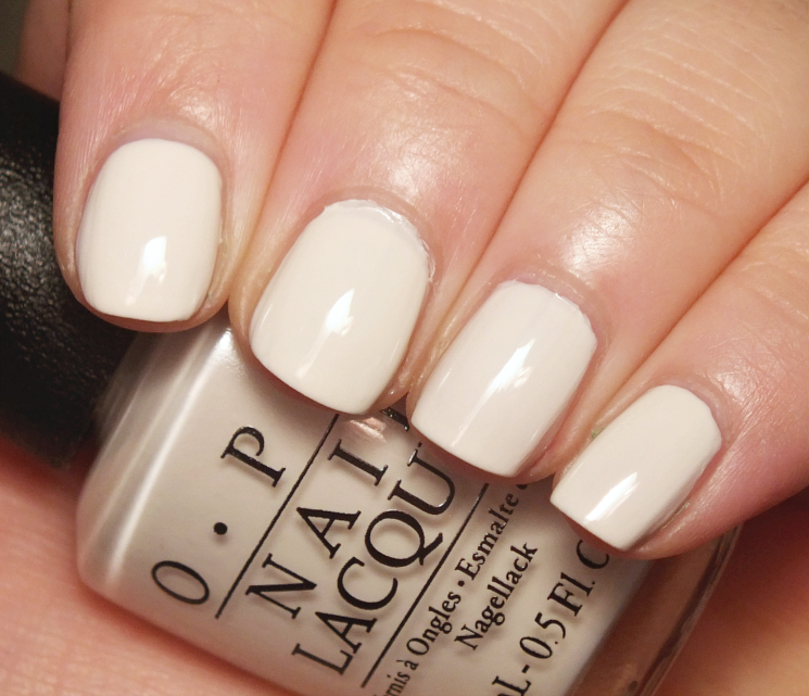 OPI Soft Shades 2016 It's in the Cloud