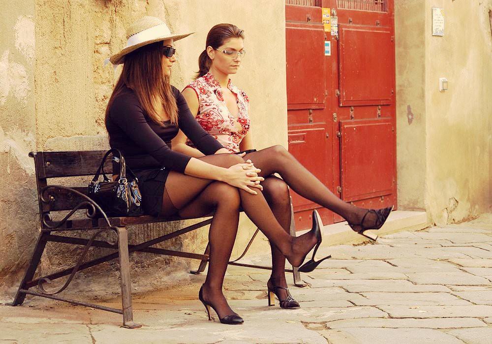 Relax Lady Dangling Heelpop Mario Forte Flickr