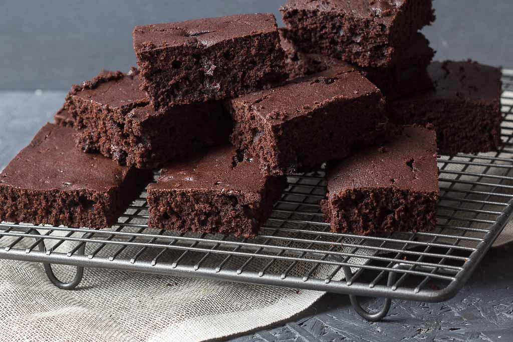 Rotwein Schokoladenkuchen