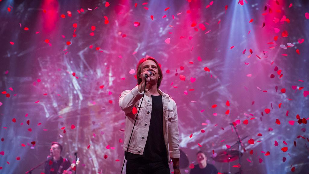 Sondre Justad - Christine Live 2016