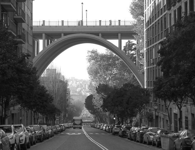 Viaducto de Segovia, Madrid (2015)