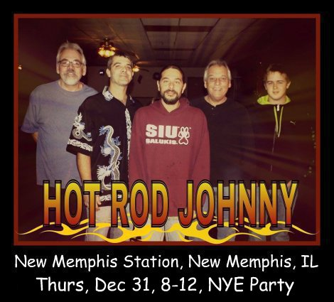 Hot Rod Johnny 12-31-15