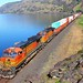 BNSF 4856 4139 Columbia River on Saturday 18-04-2015 by CLP16W