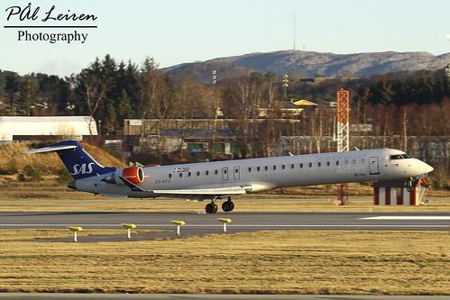 CRJ9 - Bombardier CRJ-900ER