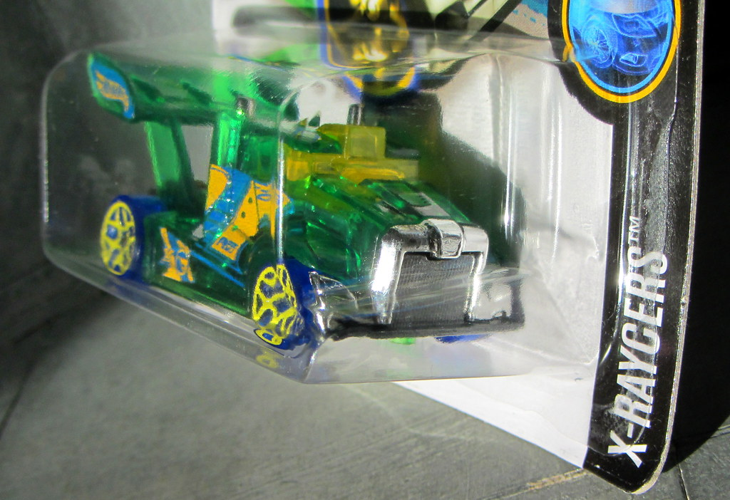 Hot Wheels Rig Storm X-RAYCERS 2016 - 2 Of 5 | A really stun… | Flickr