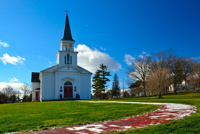 Boardman church from Flickr via Wylio