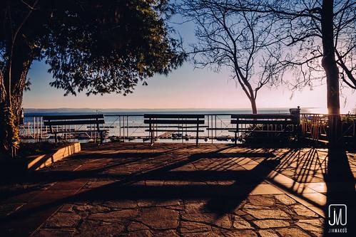 park street stilllife docks bench quiet view outdoor calm greece nostalgic thessaloniki rest gr seafront timeless macedonian makedonia kalamaria μακεδονια macedoniagreece makedoniathraki