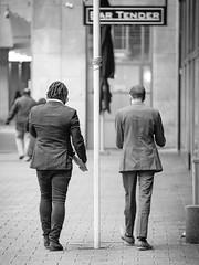 Rotterdammed 2016 met partner in crime, Gilbert
