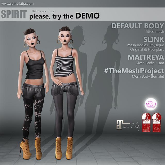 SPIRIT - Yo outfit
