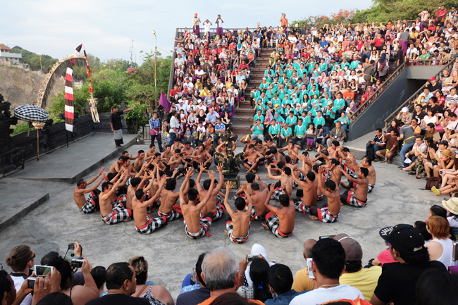uluwatu performance