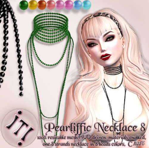 !IT! - Pearliffic Necklace 8 Image