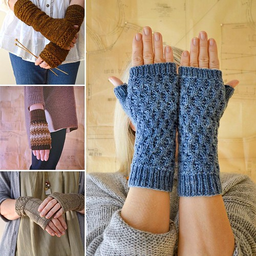 The next KAL in the Ravelry Blue Peninsula group is Mitts Madness!