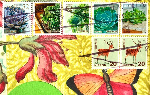 Japan stamps