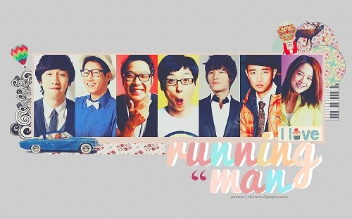 tv show Running Man Engsub