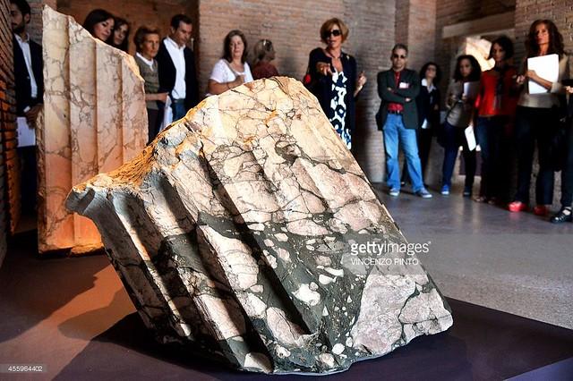 ROMA ARCHEOLOGICA & RESTAURO ARCHITETTURA: Dott.ssa Lucrezia Ungaro & I Fori Imperiali - Museo dei Fori Imperiali | Mercati di Traiano (2015) [1995-2016 & 1928-33].