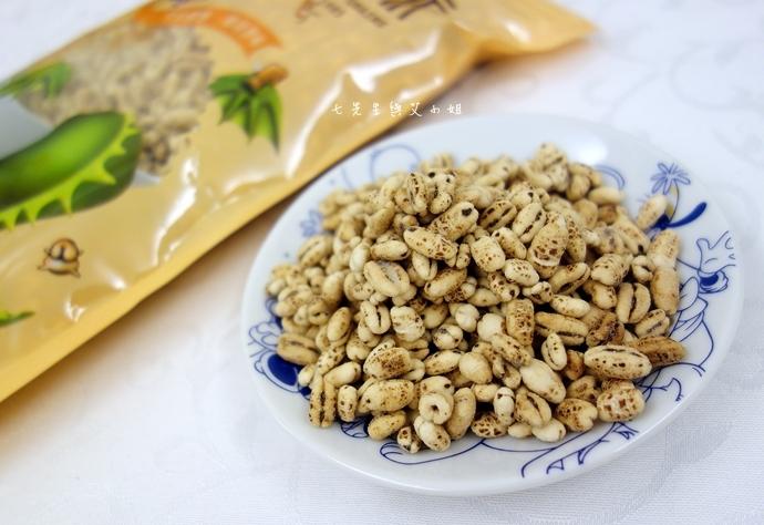 23 穀點派Goog Puffed Grains 古早味米香 核桐麥 鹹味