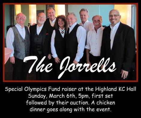 The Jorrells 3-6-16