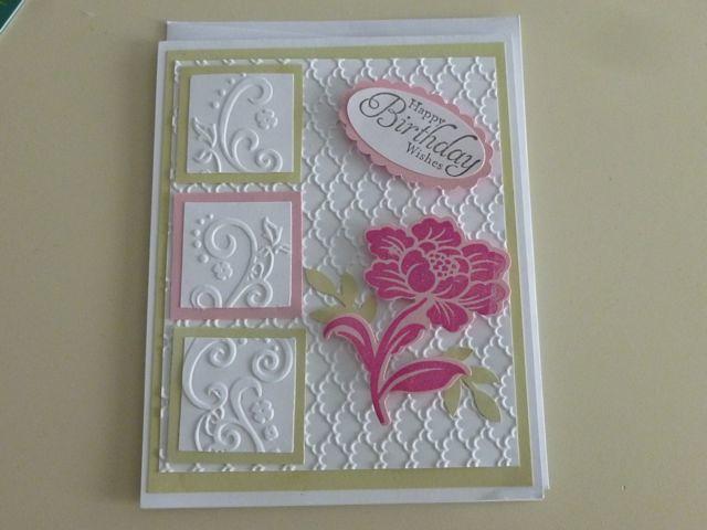 Carol W's card