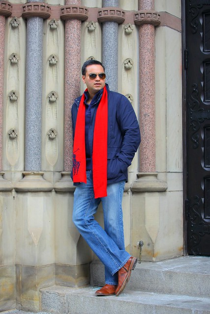 Stylish Winter Layers For Men Tanvii.com 4
