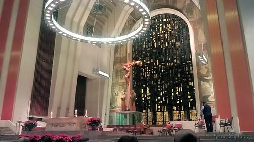 Oratoire St-Joseph de Montréal.
