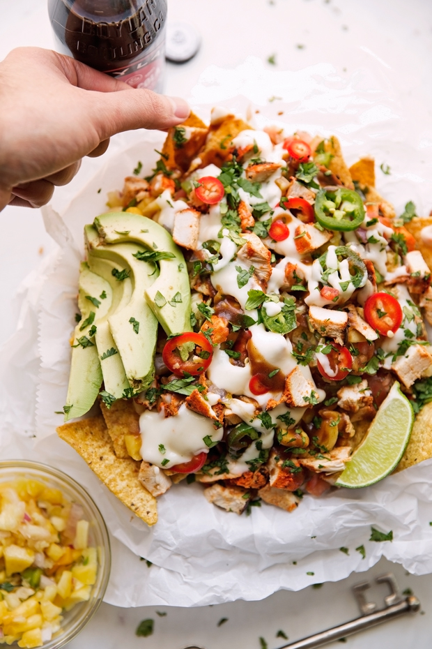 All The Pasta You Can Eat With Olive Garden S Never Ending: Loaded Tandoori Chicken Nachos Recipe