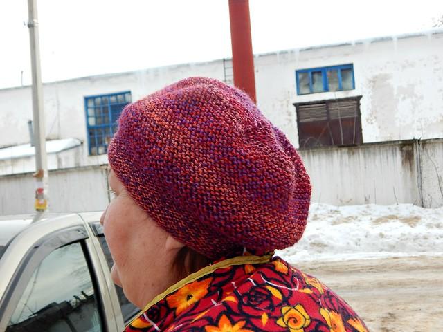 шапка rikkehat, пряжа Jojoland Fantasia | Хорошо.Громко.