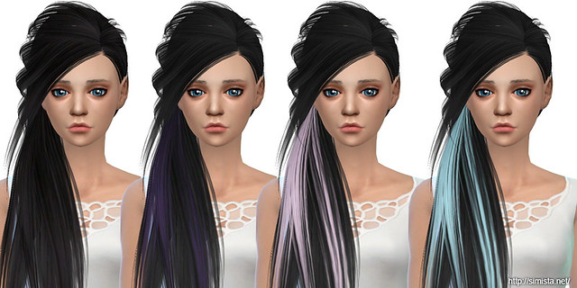 SimistaRetextureSkysims25302Hair