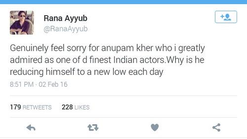 Rana Ayyub Mocks