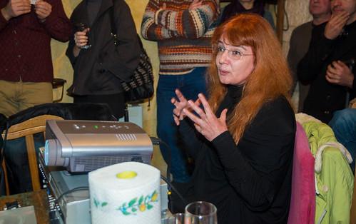 6. 2. 2016. - Suzana Marjanić: Kronotop hrvatskoga performansa